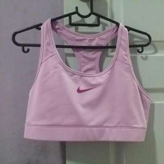 Authentic Nike Sports Bra Without Padding