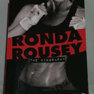 Ronda Rousey Biography Book