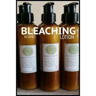 Bleaching Lotion w/spf