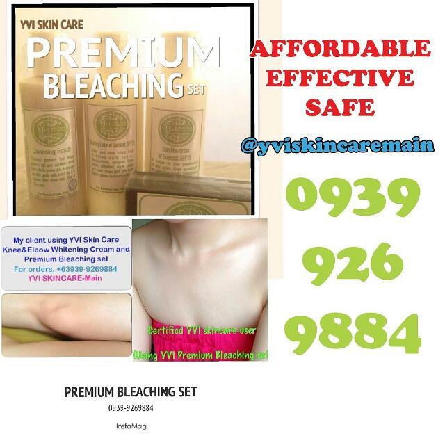 Premium Bleaching Set