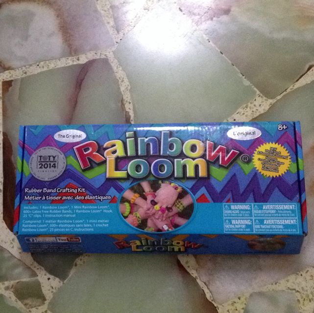 Original Rainbow Loom Band Kit
