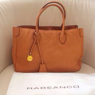 Leather Rabeanco Bag