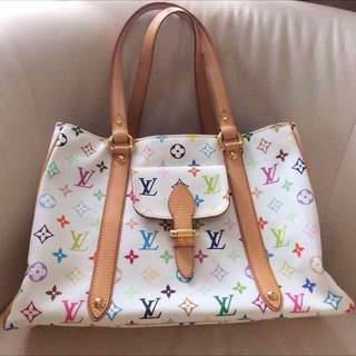 Louis Vuitton MULTICOLORE bag