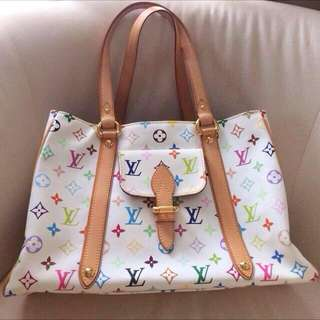 Louis Vuitton MULTICOLORE Tote Bag