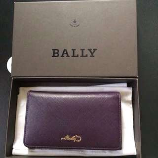 Bally Deep Purple Wallet PRICE REDUCED