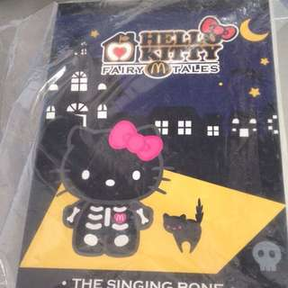 Hello Kitty Singing Bone BNIB