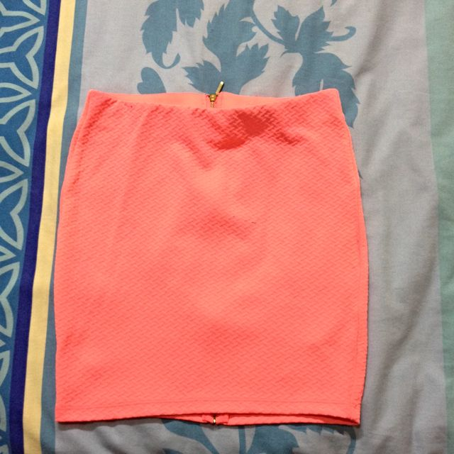 (Pending) Bershka Bandage Skirt