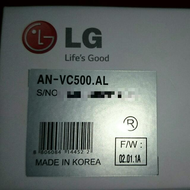 [Brand NEW] LG AN-VC500 Skype Video Call Camera