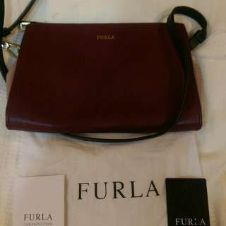 Price Reduction For This Weekend Furla Crossbody Bag Small
