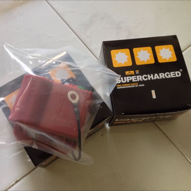 BGM CDI For Vespa, Car Accessories on Carousell