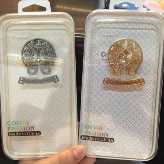CHROME HEARTS TPU CLEAR CASE