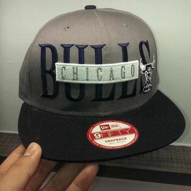New Era Chicago Bulls Snapback From Seoul New Era