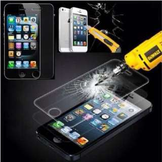 GLASS TEMPERED SCREEN PROTECTORS (CLEAR)