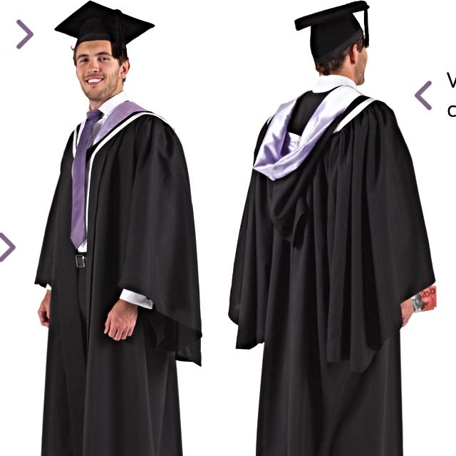 RMIT Graduation Gown, Everything Else on Carousell