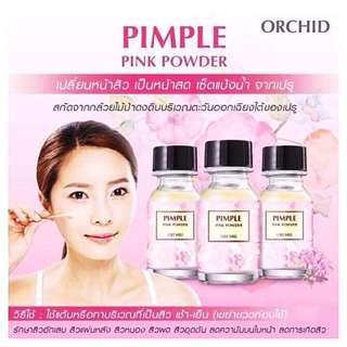 Pimple Pink Powder