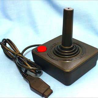 Atari 2600 Jr Original Joystick