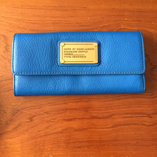 Marc Jacobs Trifold Wallet