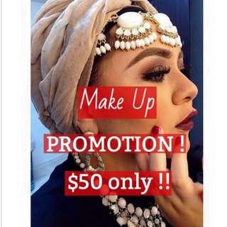 February Promotion !!