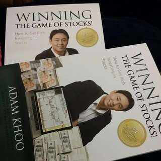 Winning The Game Of Stocks! By Adam Khoo