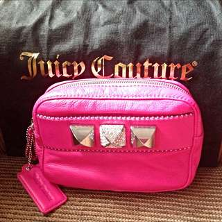 BN Juicy Couture pouch