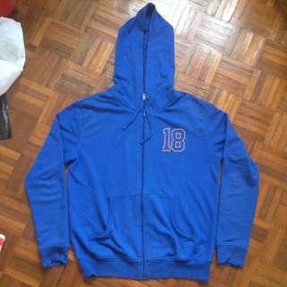 Blue Hoodie Jacket 🔵