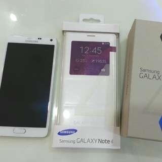Bnib Samsung Note 4 Lte