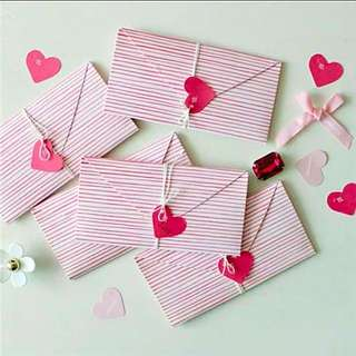 Mini Love Letters