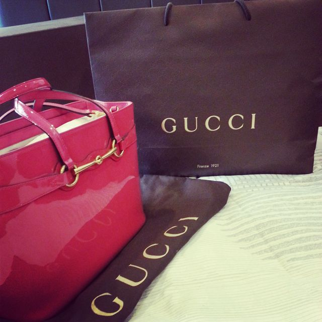 Gucci Top Handle Tote Bag
