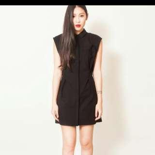 Looking For FEISTT HEIST DUMA DRESS IN BLACK
