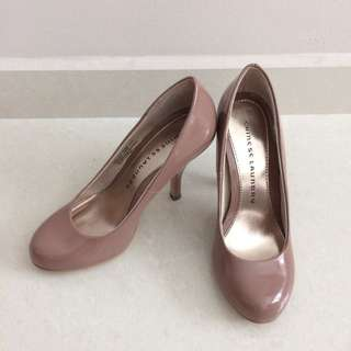 NOW $30 - BN Dusty Pink Pump, US5.5