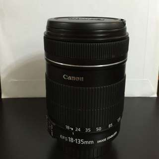 Canon 18-135 mm IS Len Only