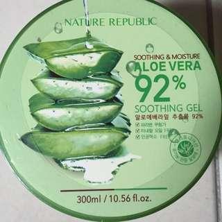 [Brand new] Nature Republic Aloe Vera 300ml From Korea