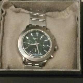 agnes b 不鏽鋼時尚腕錶 (降價中)