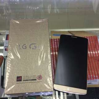 LG G3 Gold Used