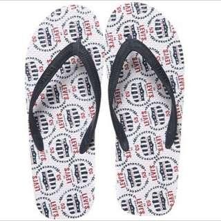 BNIP Authentic Levi's Slippers