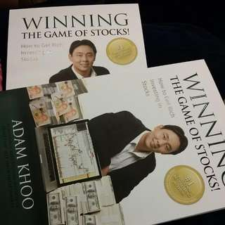 Winning The Game Of Stocks!!! By Adam Khoo