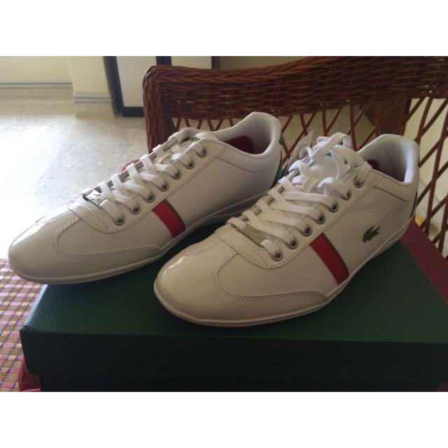 a6b2ec60a LACOSTE SPORT Ortholite Shoes