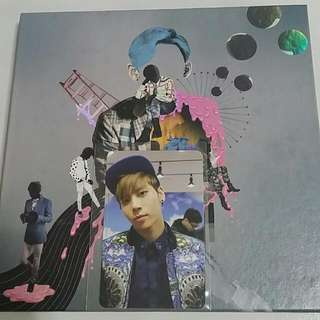SHINee Why So Serious Album