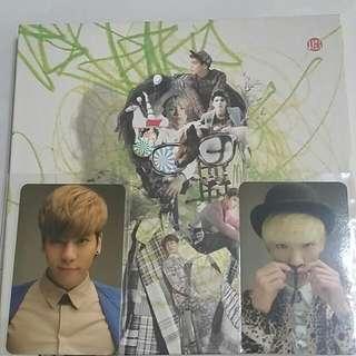 SHINee Dream Girl Album