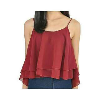 CHIFFON BOHO TOP (Available only for advance reservation) Fabric: High quality chiffon Size: Small to large frame Length: 50cm