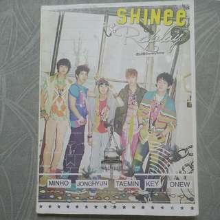 SHINee Replay Japanese Album
