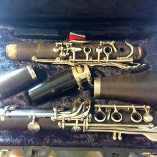 Armstrong Bb Soprano Clarinet With Hardshell Case