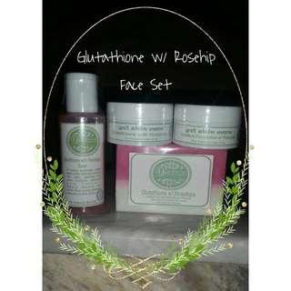 YVI Glutathione w/ Rosehip Set