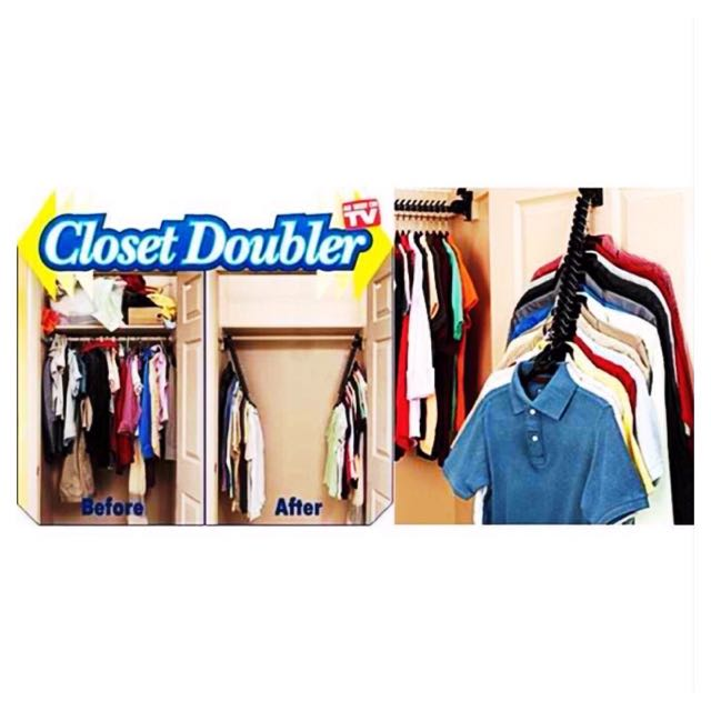 Closet Doubler