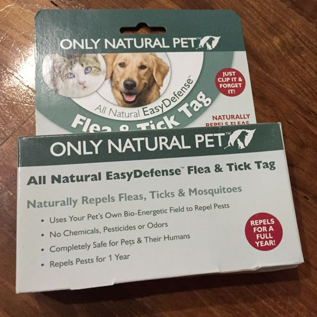 EasyDefense Flea And Tick Tag