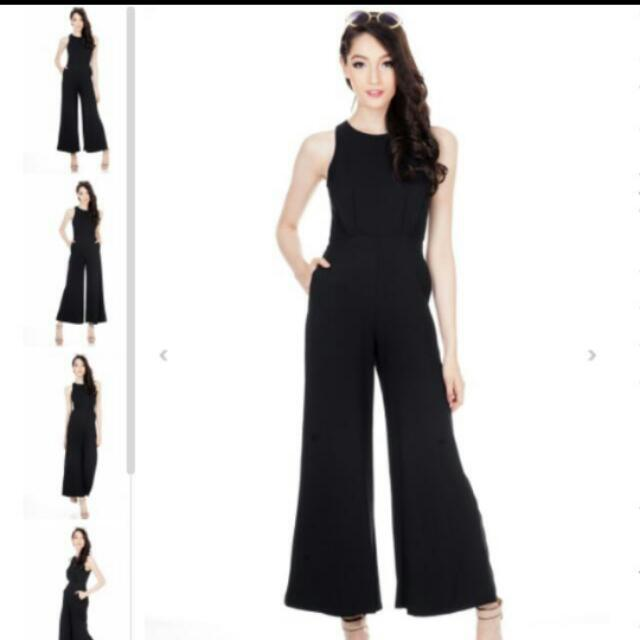 34fa59637d7 TCL All Dressed Up Jumpsuit in Black