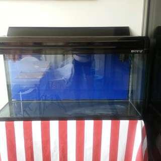 Fish Tank. This Nett Price  N Last Price.