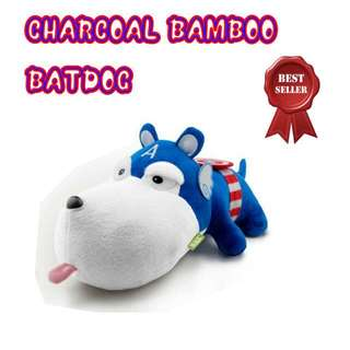 Material:PLUSH PP CUTTON BAMBOO CHARCOAL  MODEL : CAPTAIN DOGApplication places: inside the car, office, home, all sorts of activities such as inside the wardrobe