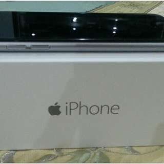 Iphone Space Grey 64gb