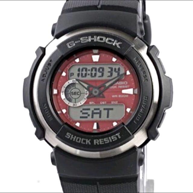 on sale 596f1 48ec7 Casio G-Shock 3750 (black), Electronics on Carousell